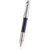 Sheaffer 100 rollerball pen blue with chrome cap - 2