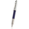 Sheaffer 100 rollerball pen blue with chrome cap - 2