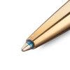 Kaweco Liliput Ball Pen Brass Wave - 3