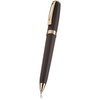 Sheaffer Prelude ballpoint pen - matt black with gold trim - 1