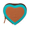 Mywalit Heart Purse Chocolate Mousse - 3
