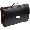 Markiaro Large Briefcase Black - 1
