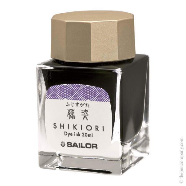 Fujisugata Sailor Bottled Shikiori Ink