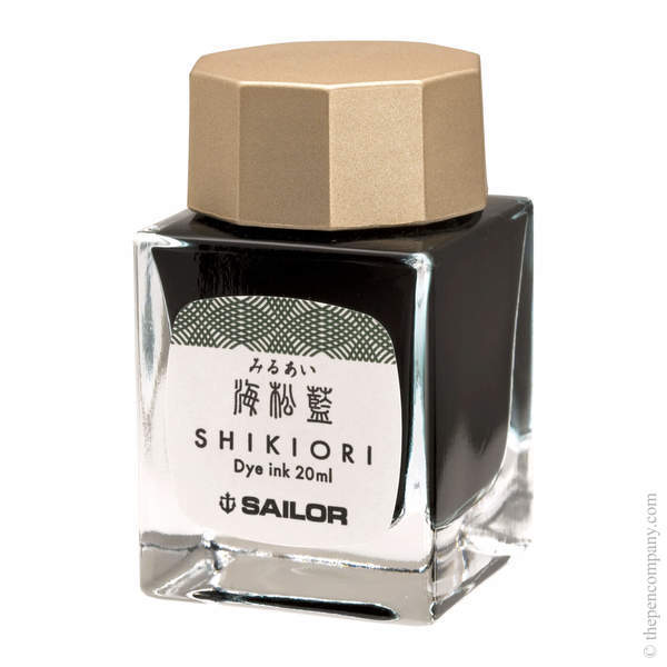 Miruai Sailor Bottled Shikiori Ink