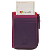 Mywalit Zip Purse plus ID Holder Sangria Multi - 1