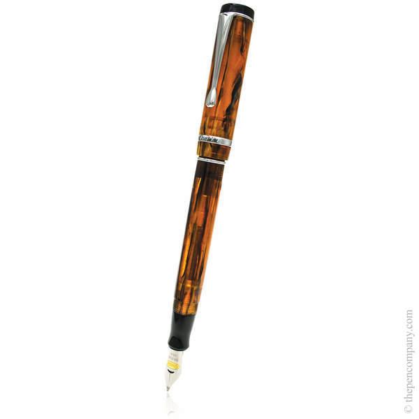 Amber Conklin Duragraph Fountain Pen - Medium