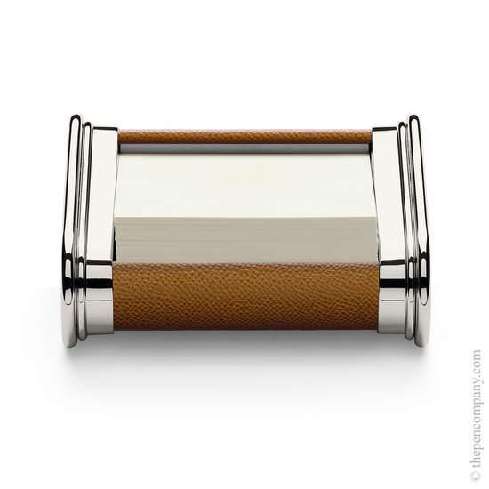 Cognac Graf von Faber-Castell Epsom Notelet Box - 1
