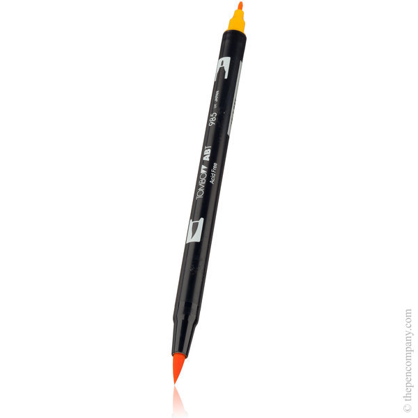 985 Chrome Yellow Tombow ABT Brush Pen