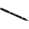Tombow ABT brush pen 679 Dark Plum - 1