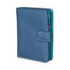 Mywalit Large Wallet Zip Purse Aqua - 1