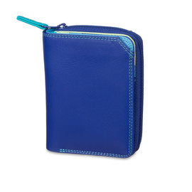 Mywalit Small Wallet with Zip-Around Purse Seascape - 1