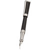 S T Dupont Liberte Black Fountain Pen - 5