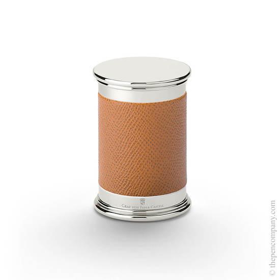 Cognac Graf von Faber-Castell Epsom Pencil Sharpener - 1