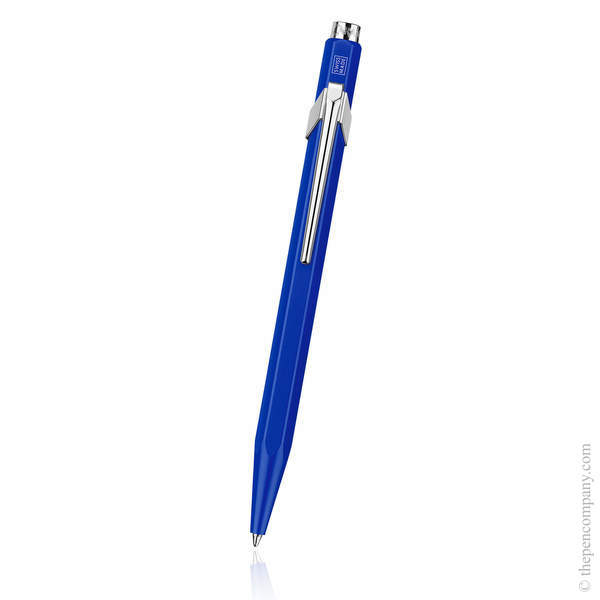 Caran d'Ache 849 Klein Blue Ballpoint Pen