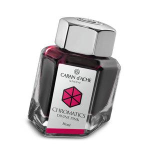 Caran d'Ache Chromatics Ink - Divine Pink - 1
