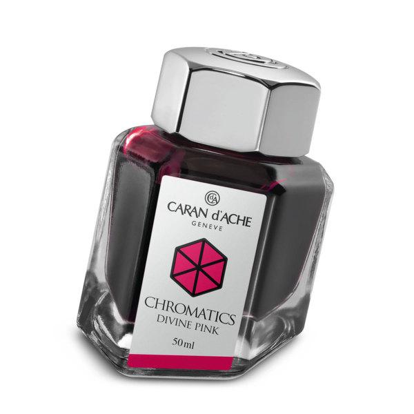 Divine Pink Caran d Ache Bottled Chromatics