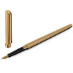 Sailor Chalana Fountain Pen Gold Barley with Black Stripe - 2