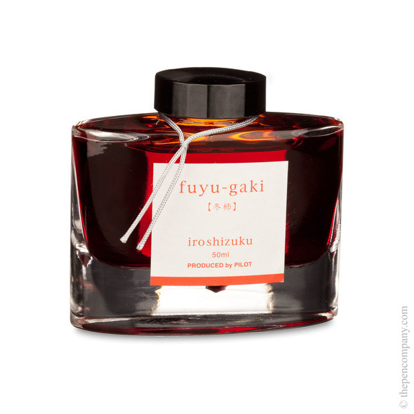 Fuyu-Gaki Pilot Bottled Iroshizuku Ink