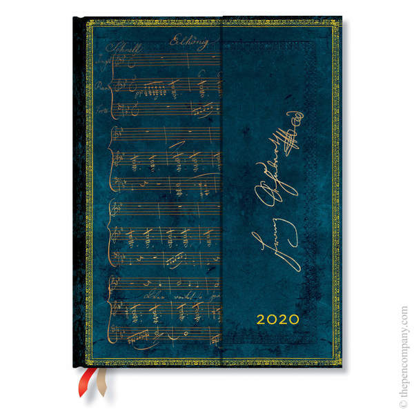 Ultra Paperblanks Embellished Manuscripts 2020 Diary