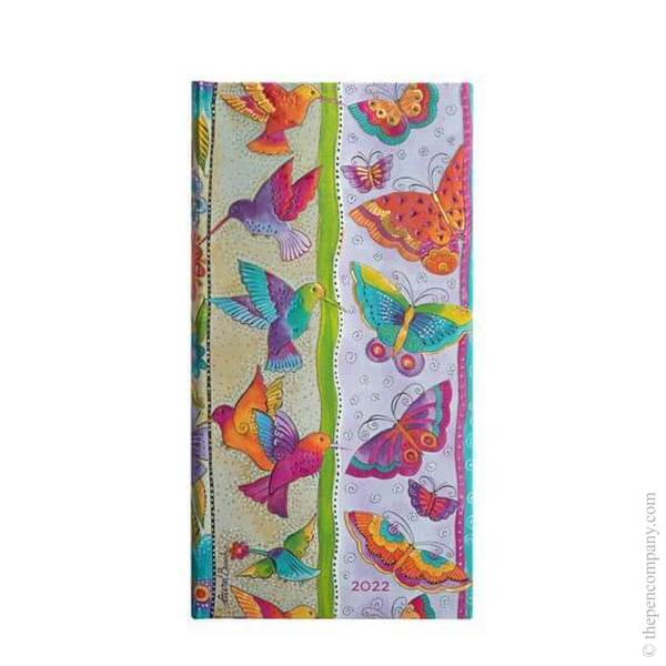 Slim Paperblanks Playful Creations 2022 Diary 2022 Diary