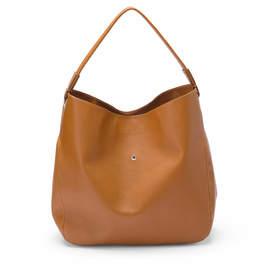 Cognac Graf von Faber-Castell Epsom Ladies Handbag - 1