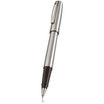Sheaffer Prelude rollerball pen - brushed chrome with nickel trim - 2