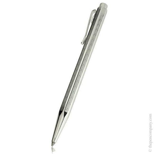 Chevron Caran d'Ache Ecridor Ballpoint Pen