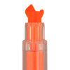 Kokuyo Beetle 3-way highlighter Orange - 2