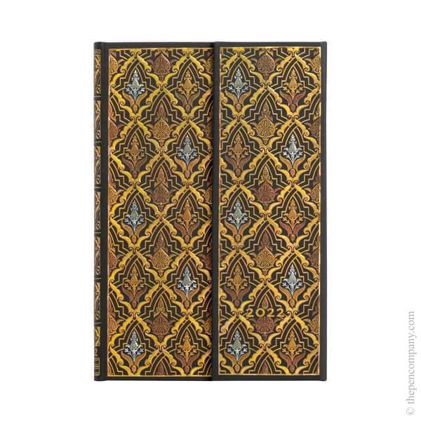 Mini Paperblanks Voltaire's Book of Fate 2022 Diary 2022 Diary