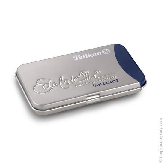 Tanzanite Pelikan Edelstein Ink cartridges - 2