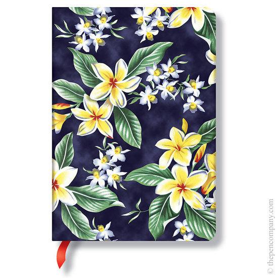 Lined Midi Paperblanks Akahai Aloha Journal - 1