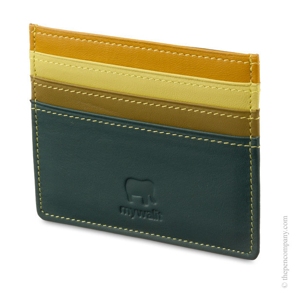 Evergreen Mywalit Small Card Holder