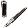 S T Dupont Liberte Black Fountain Pen - 4
