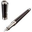 S T Dupont Liberte Black Fountain Pen - 4
