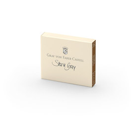 Graf Stone Grey Ink Cartridges - 1