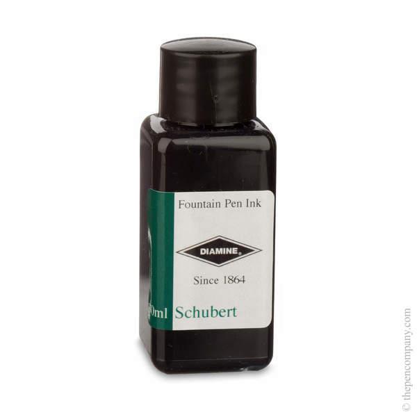Schubert Diamine Music Collection Fountain Pen Ink Refills