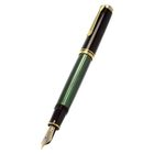 Pelikan Souveran M800 Fountain Pen Green Medium M Nib - 5