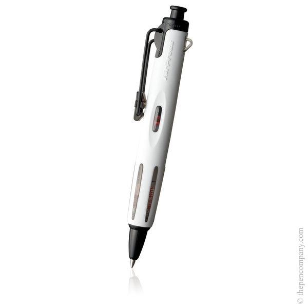 White Tombow AirPress Ballpoint Pen