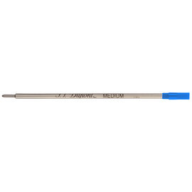 Blue Dupont slim ballpoint refill - 1