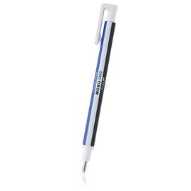 Tombow Mono Zero Striped Eraser pen - slim - 1