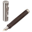 Graf von Faber-Castell Intuiton Wood Fountain Pen-Grenadilla - 2