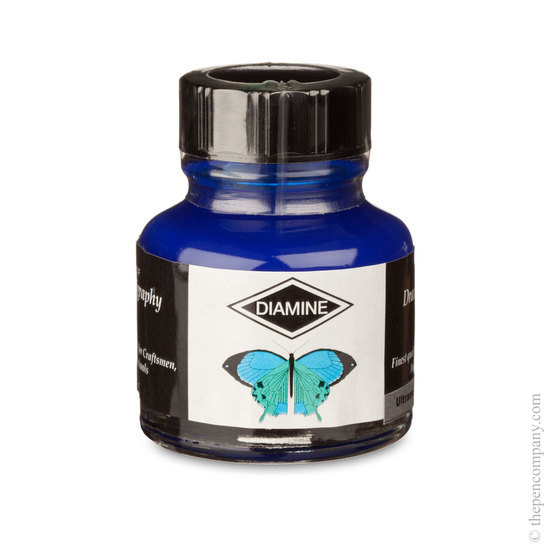 Ultra Marine Diamine Drawing & Calligraphy Ink - 1