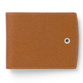 Cognac Graf von Faber-Castell Epsom Credit Card Case Holder - 2