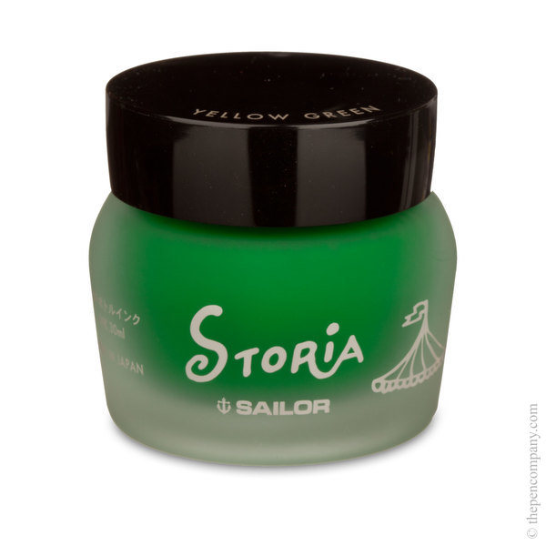 Clown Sailor Bottled Storia Pigment Ink