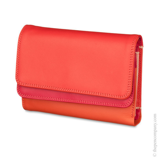 Mywalit Double Flap Purse Candy - 1