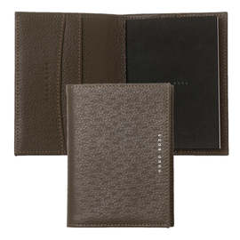 Hugo Boss Prime Camel Notebook Cover