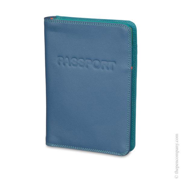 Aqua Mywalit Passport Cover Passport Cover