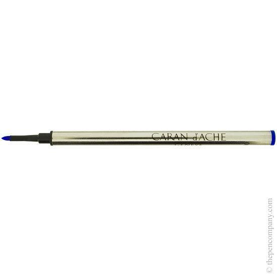 Caran d'Ache Fibre Tip Refill-Blue - 1