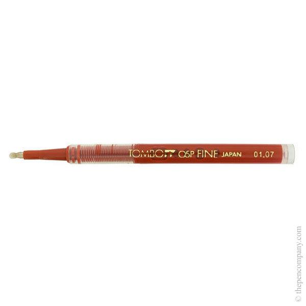 Red Tombow Super Pen Rollerball Refill Refill Fine