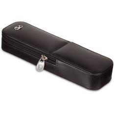 Visconti leather pen case